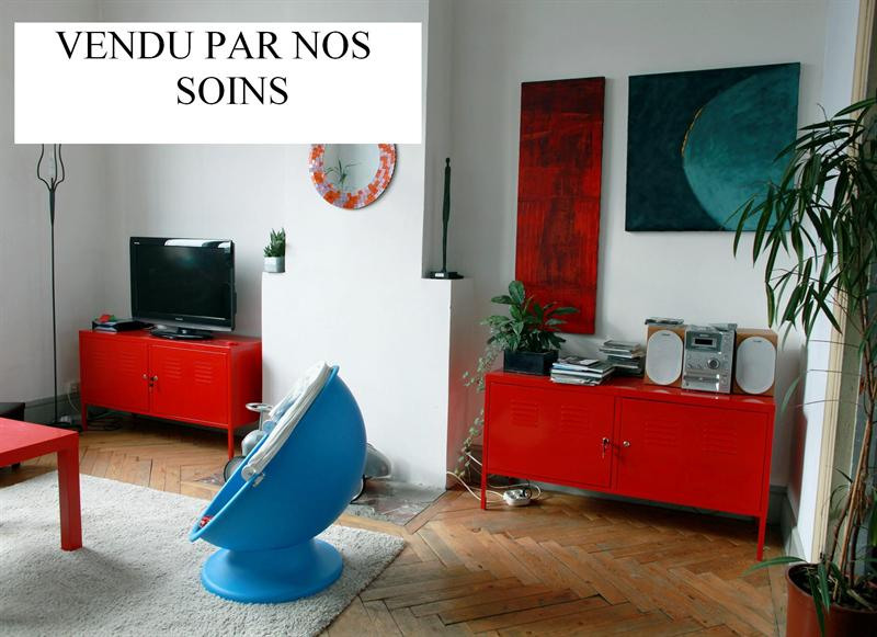 Vente appartement Lille 150 000€ - Photo 1