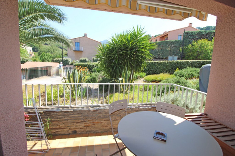 Investment property apartment Collioure 150000€ - Picture 1