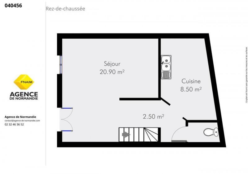 Produit d'investissement maison / villa Broglie 33500€ - Photo 5