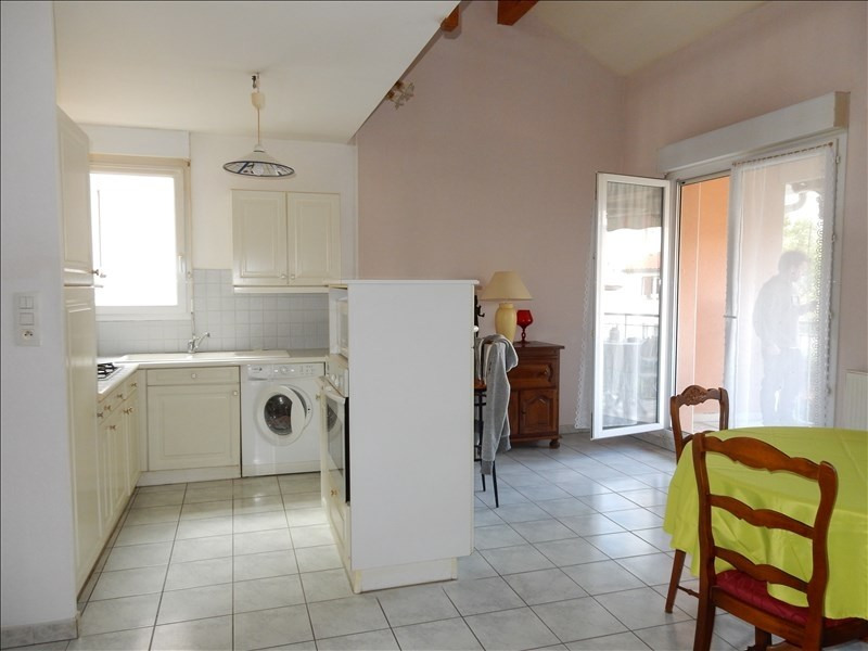 Sale apartment Les roches de condrieu 155000€ - Picture 2