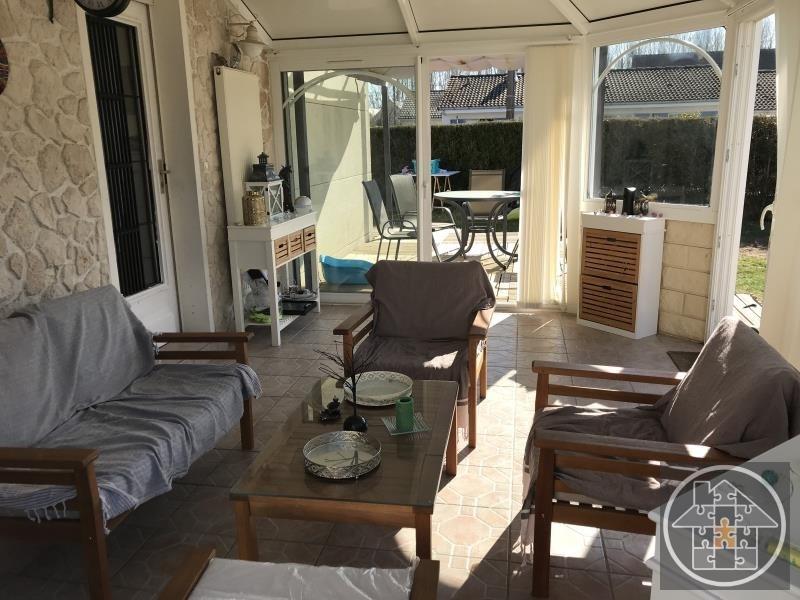 Sale house / villa Carlepont 160000€ - Picture 2