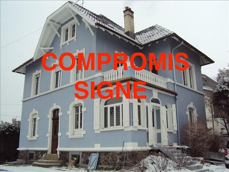 Vente maison / villa Riedisheim 477000€ - Photo 1