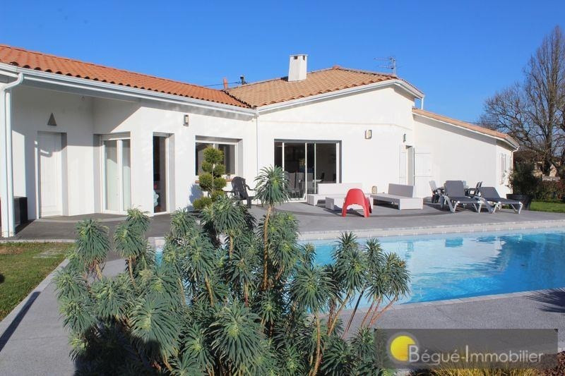 Sale house / villa Fonsorbes 452000€ - Picture 1