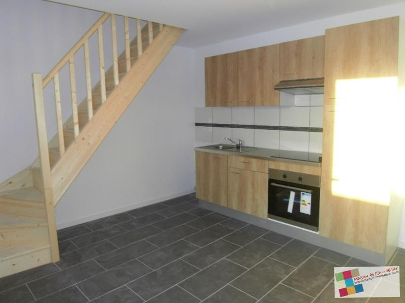 Rental apartment Merpins 530€ +CH - Picture 1