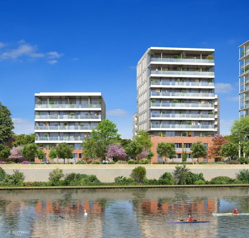 Vente appartement Toulouse 362000€ - Photo 1