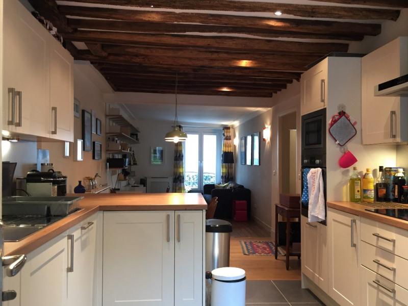 Vente appartement Paris 18ème 585000€ - Photo 5