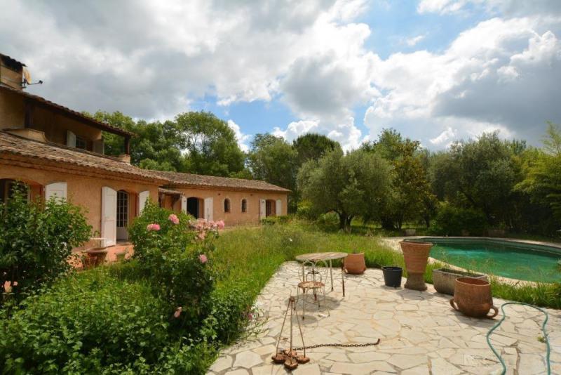 Verkoop van prestige  huis Châteauneuf-grasse 990000€ - Foto 9