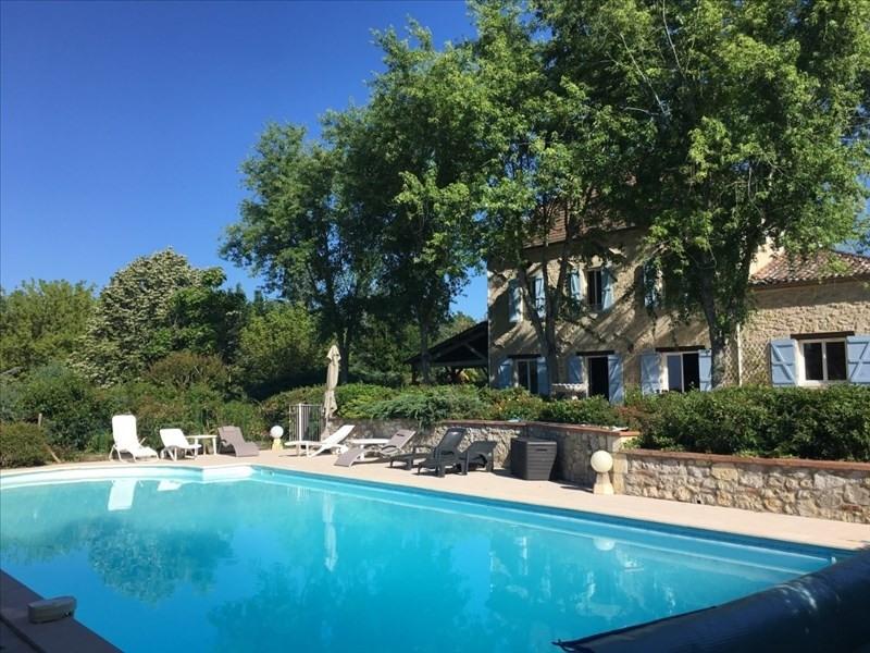 Deluxe sale house / villa Layrac 559000€ - Picture 1