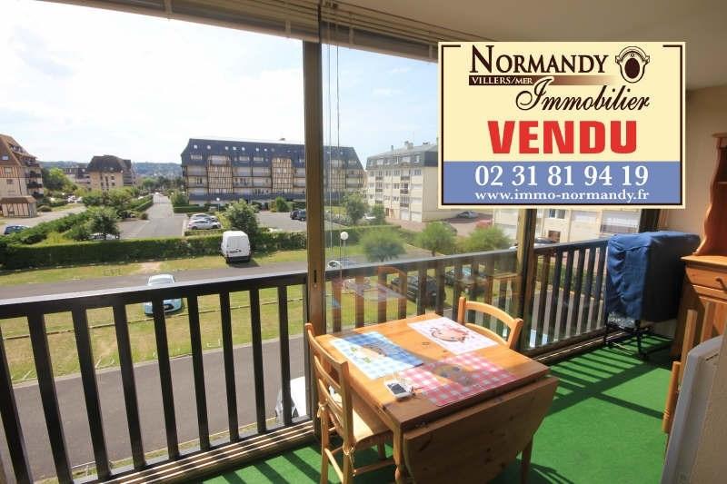 Vente appartement Villers sur mer 89900€ - Photo 1