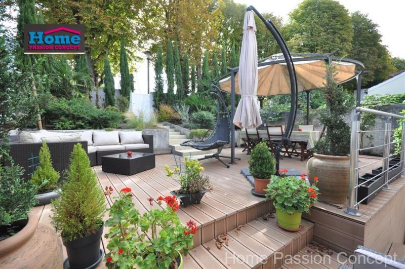 Sale house / villa Nanterre 695000€ - Picture 1
