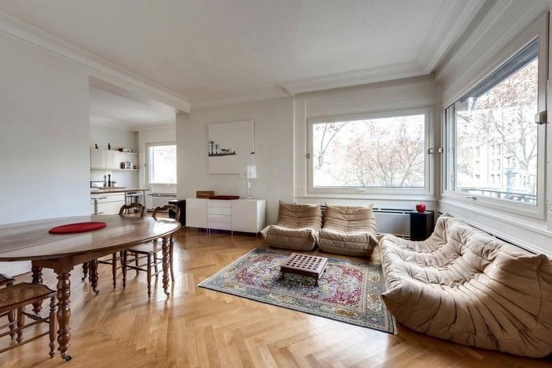 Vente de prestige appartement Lyon 6ème 1140000€ - Photo 3