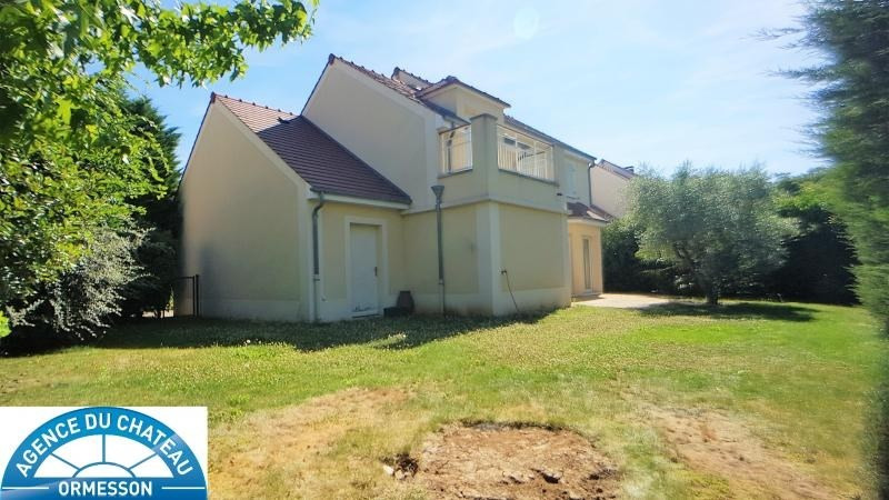 Sale house / villa Ormesson sur marne 590000€ - Picture 1