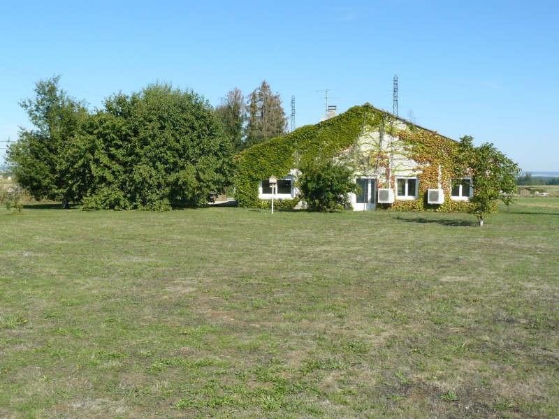 Vente maison / villa Mont st sulpice 212000€ - Photo 7