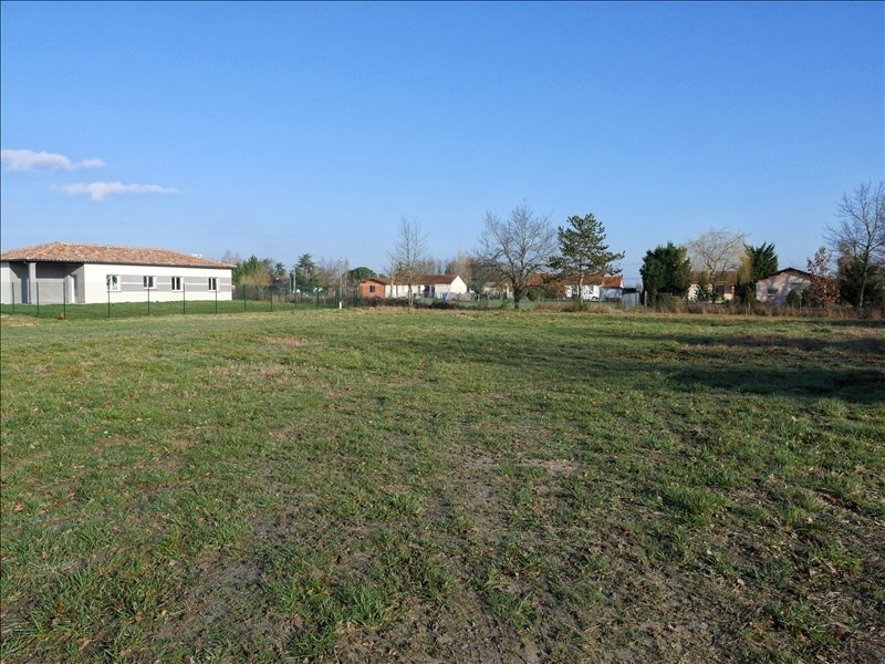 Sale site Montbeton 61 000€ - Picture 1