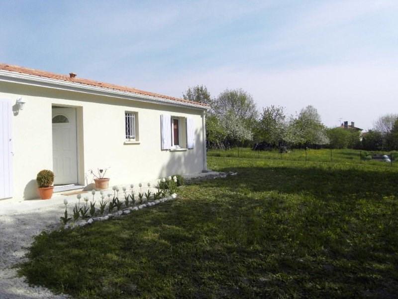 Location maison / villa Lonzac 649€ CC - Photo 1