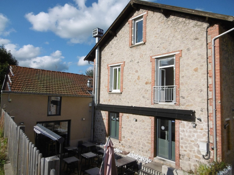 Commercial property sale shop Dunieres 90000€ - Picture 9