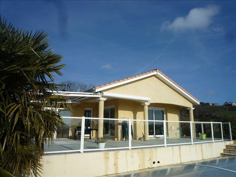 Verkoop  huis Reventin vaugris 370000€ - Foto 1