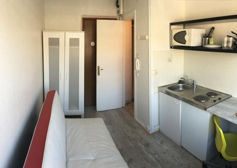 Investment property apartment Strasbourg 67 500€ - Picture 2