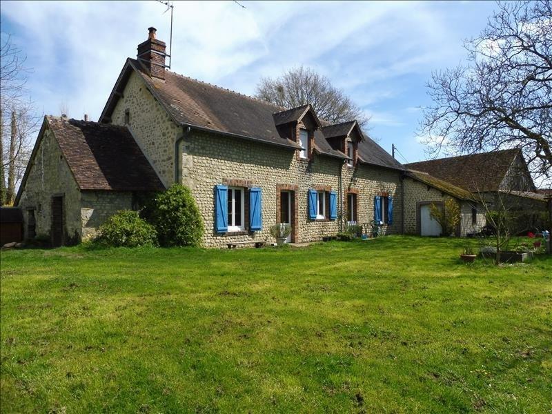 Vente maison / villa Mortagne au perche 173000€ - Photo 8