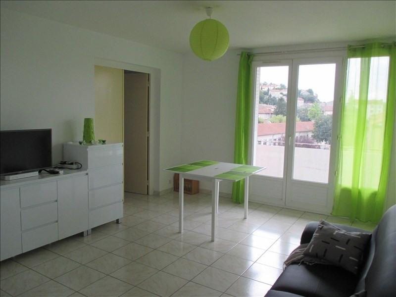 Venta  apartamento Livron sur drome 84800€ - Fotografía 1