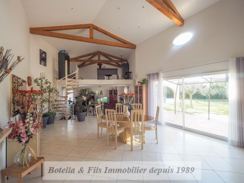 Vente de prestige maison / villa Bagnols sur ceze 505000€ - Photo 3