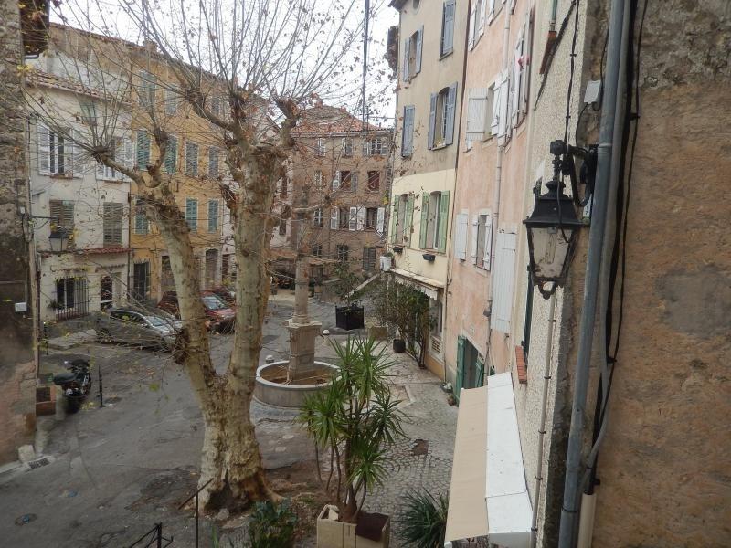 Rental apartment Callas 550€ CC - Picture 1