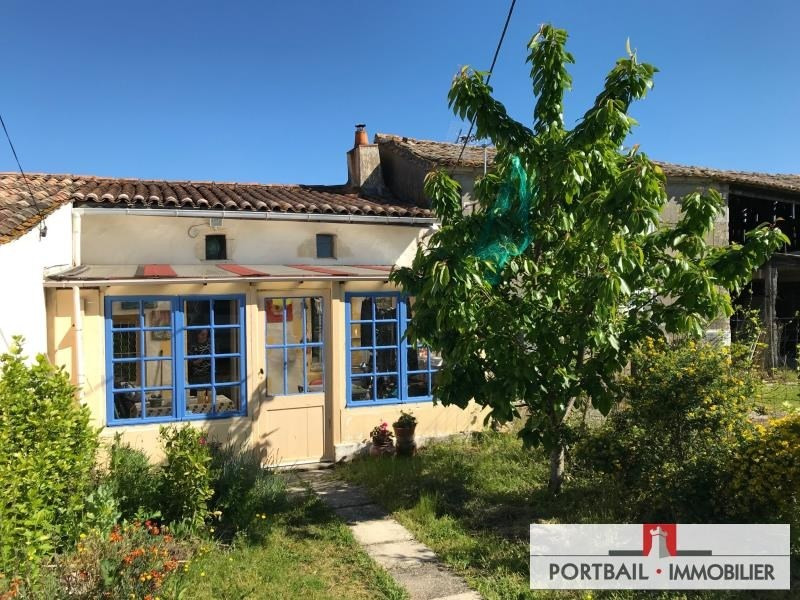 Sale house / villa Etauliers 39000€ - Picture 1