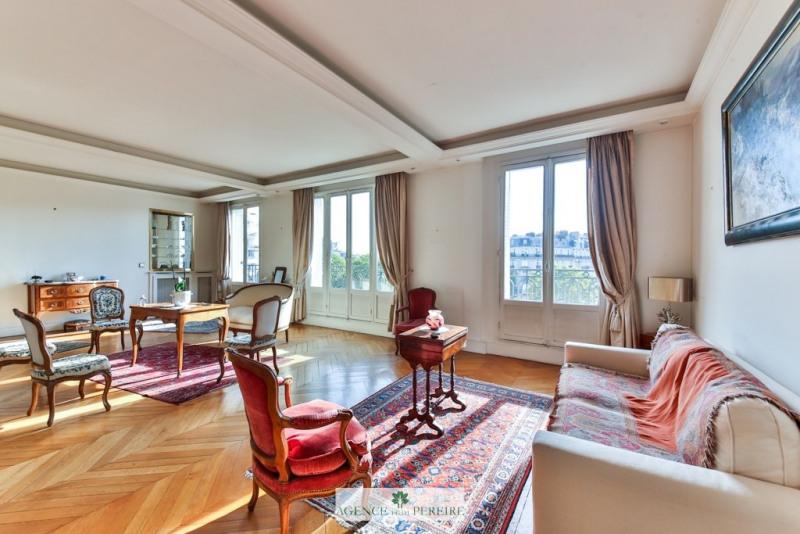 Deluxe sale apartment Paris 17ème 1800000€ - Picture 4