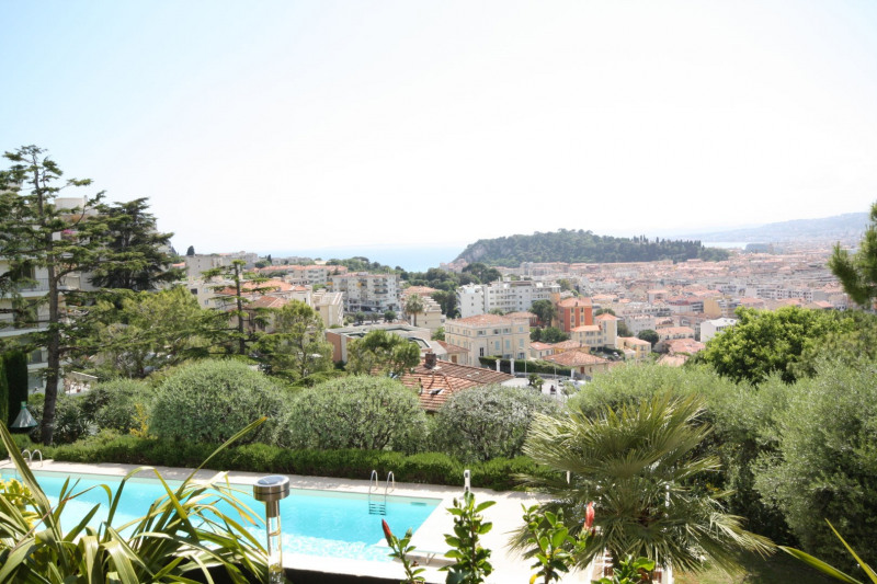 Deluxe sale apartment Nice 1030000€ - Picture 1