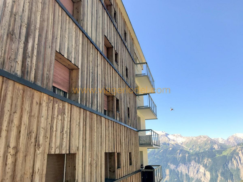 Life annuity apartment Huez 91500€ - Picture 1