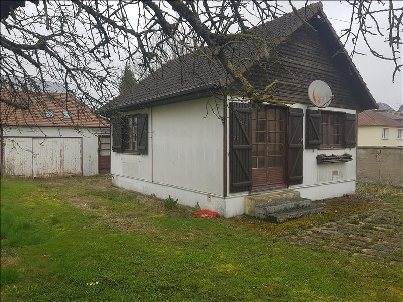 Sale house / villa Gisors 139000€ - Picture 1