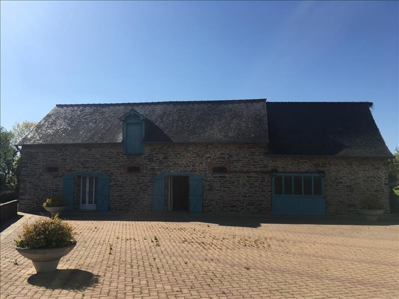 Verkoop  huis Le theil de bretagne 95000€ - Foto 1