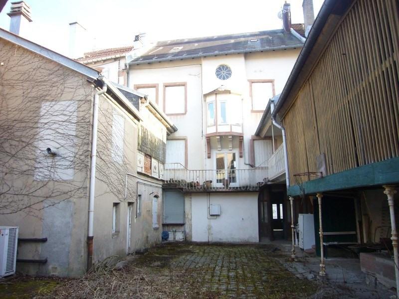 Sale house / villa Senones 171200€ - Picture 10