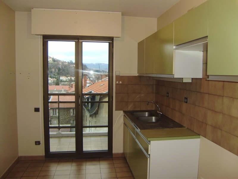 Rental apartment Le puy en velay 610€ CC - Picture 3
