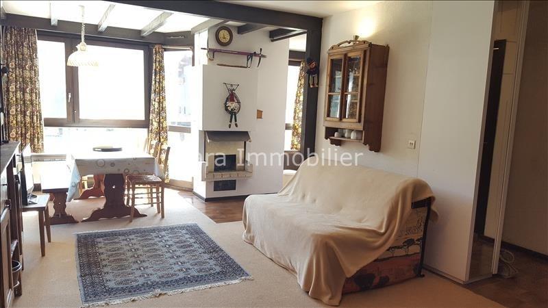 Vente appartement Les houches 278000€ - Photo 3