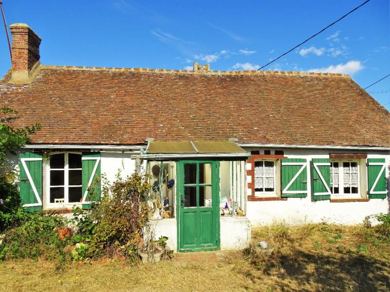 Vente maison / villa Chateauneuf en thymerais 75000€ - Photo 1