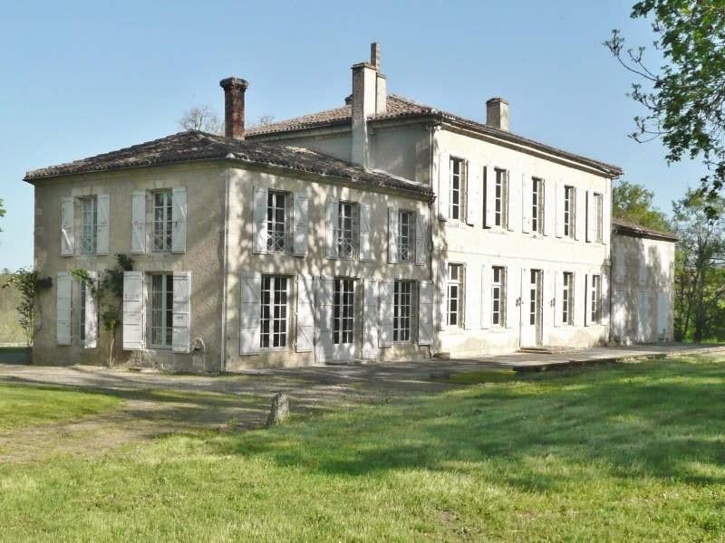 Verkoop van prestige  huis Lectoure 840000€ - Foto 2