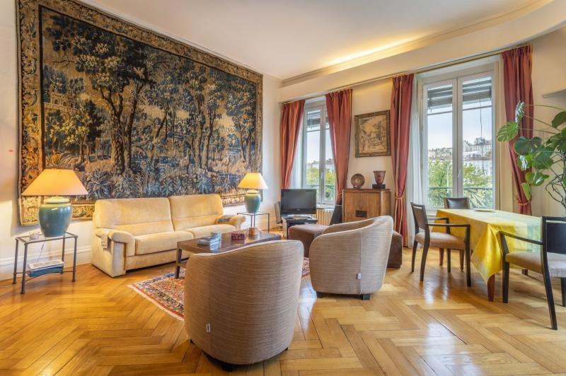 Vente de prestige appartement Lyon 6ème 922000€ - Photo 1