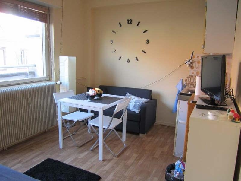 Rental apartment Strasbourg 408€ CC - Picture 1