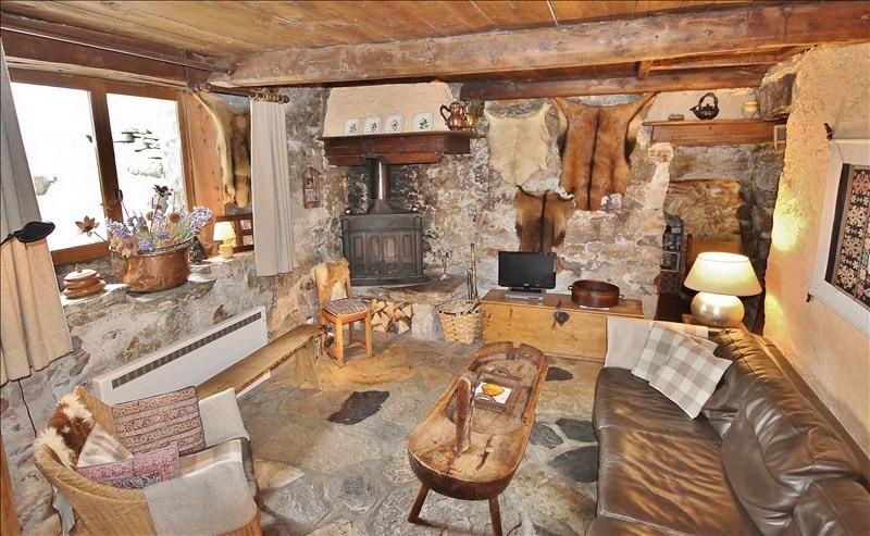 Vente de prestige maison / villa Val d isere 700000€ - Photo 1