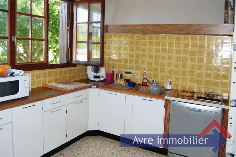 Sale house / villa Verneuil d avre et d iton 169000€ - Picture 4