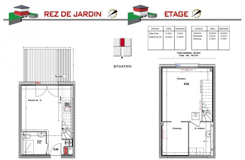 Vente maison / villa Jons 173 000€ - Photo 5