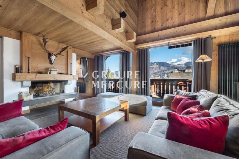 Deluxe sale house / villa Megeve 2290000€ - Picture 3