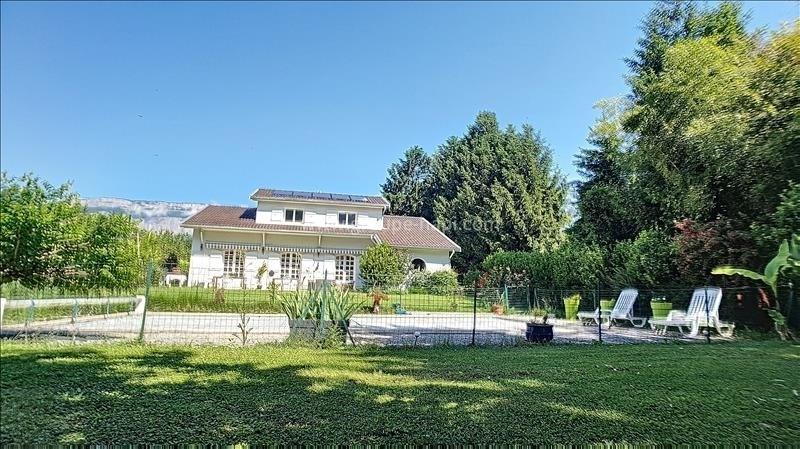 Vente de prestige maison / villa Domène 598000€ - Photo 8