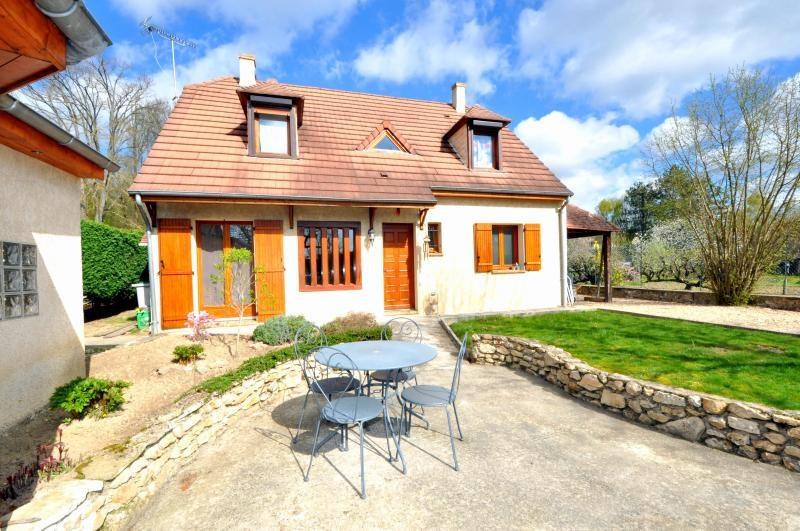 Sale house / villa Courson monteloup 369000€ - Picture 1