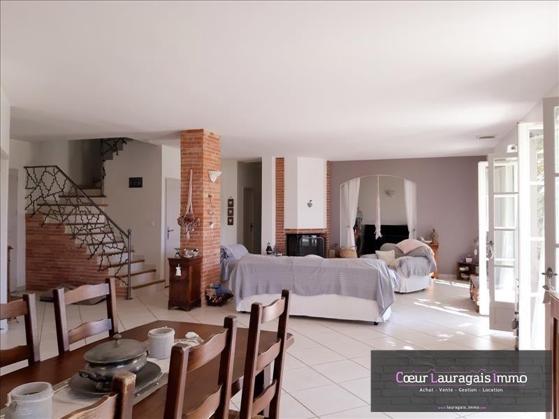 Vente maison / villa Caraman 469000€ - Photo 3