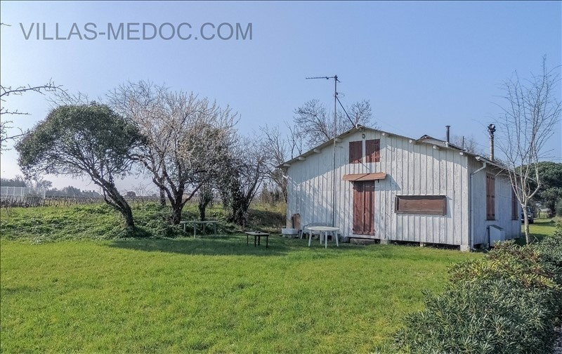 Vente maison / villa Saint seurin de cadourne 69000€ - Photo 1