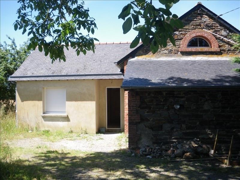 Vente maison / villa Dol-de-bretagne 123087€ - Photo 3