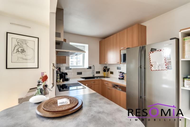 Venta  apartamento Montrouge 640000€ - Fotografía 4