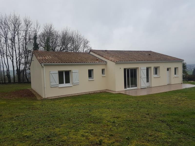 Location maison / villa Nanteuil 690€ CC - Photo 1